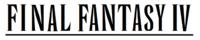 Final Fantasy IV wordmark.png