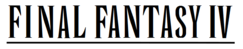 Final Fantasy IV wordmark.png