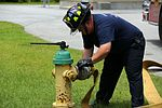 Fire department trains heroes for speedy response 150715-M-RH401-027.jpg