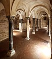 Firenze, santa trinita, cripta a trifoglio del 1150-1200 ca. 10,0.jpg