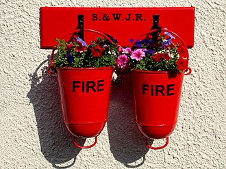 Fire bucket - Image: Firr Buckets