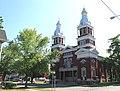 First Presbyterian Church of Ypsilanti, 300 North Washington, Ypsilanti, Michigan - panoramio.jpg