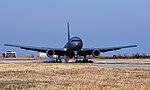 First delivered KC-46 lands at McConnell AFB 20190125.jpg