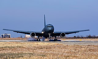 344th Air Refueling Squadron Unit of US Air Force 22d Air Refueling Wing