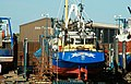 Fishing boats at Kilkeel (1) - geograph.org.uk - 830999.jpg