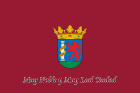 Flag of Badajoz.svg