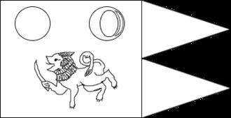 Battle of Vijithapura - Dutthagamani's flag.