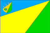 Flag of Zarichne raion.png