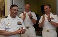 Fleet Week Port Everglades commanders reception 150506-N-AO823-197.jpg