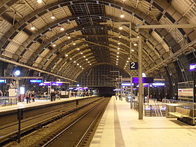 Image illustrative de l'article Gare de Berlin Alexanderplatz