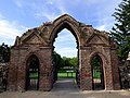 Flint Arch, Cedars Park, Cheshunt (35520484342).jpg