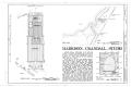 Floor Plan - Harrison Crandall Studio, Moose, Teton County, WY HABS WYO,20-MOOS.V,4- (sheet 1 of 3).png