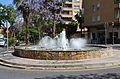 Font al carrer de Campoamor, al costat de la plaça del Cedre, València.JPG