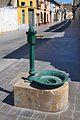 Font al carrer de Mossén Rausell de Campanar.JPG