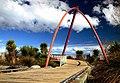 Footbridge Englield Reserve . (9726490557).jpg