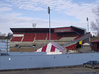 Foothills Stadium - Image: Foothills Stadium 5