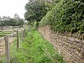 Footpath out of Pitsford - geograph.org.uk - 252345.jpg