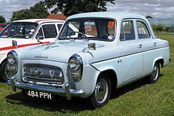 Ford Prefect 997cc June 1960.JPG
