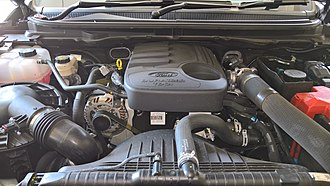 Ford Duratorq engine - Engine of 2017 Ford Ranger
