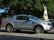 Ford Ranger (T6) - Wikipedia, the free encyclopedia