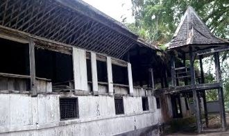 Sri Aman - Image: Fort Alice with timber missing from walls
