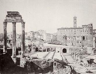 Factorum ac dictorum memorabilium libri IX - Roman Forum