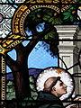 Fr Chapelle Notre-Dame-de-Lhor Saint Benedict stained glass -tree detail.jpg