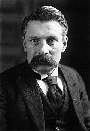 François Albert - Albert in 1924
