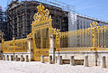 France-000308B - Palace of Versailles Gate (14827770352).jpg