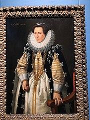 Portrait of the Wife of Nicolas de Hellincx