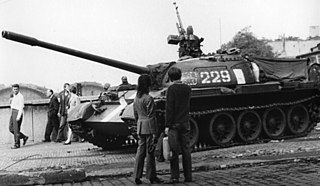 Warsaw Pact invasion of Czechoslovakia August 1968 invasion of Czechoslovakia