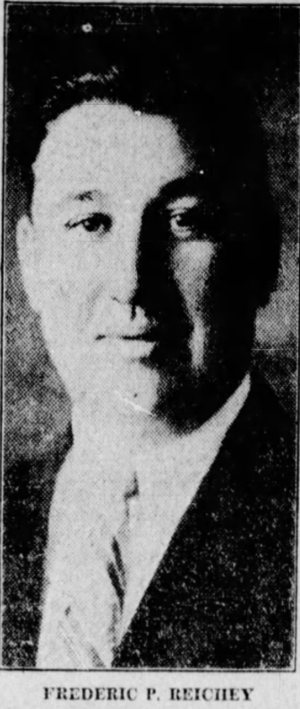 Frederic Patrick Reichey in the Asbury Park Press on December 16, 1929.png