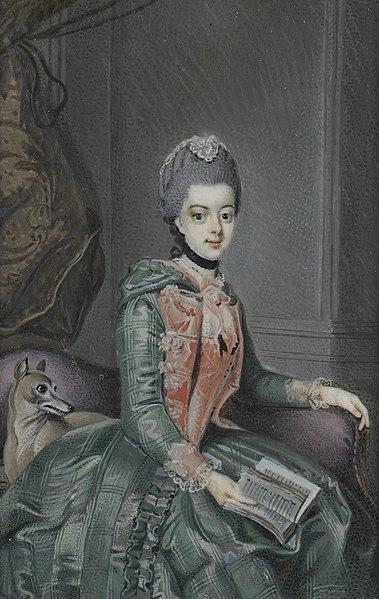 File:Frederika Sophia Wilhelmina (1751-1820), prinses van Pruisen. Echtgenote van prins Willem V Rijksmuseum SK-A-4453.jpeg