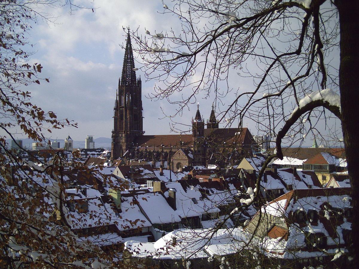 a78fff07204bea Freiburg im Breisgau – Reiseführer auf Wikivoyage