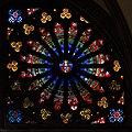 Freiburg Münster linkes Seitenschiff Rosettenfenster 01.jpg