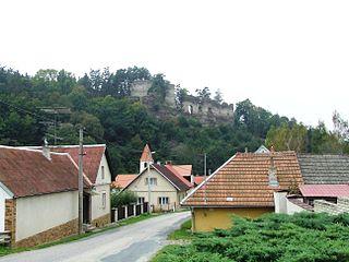 Podhradí nad Dyjí Municipality in South Moravian, Czech Republic