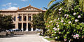 Front view of Messina Town Hall. Island of Sicily, Italy, Southern Europe.jpg