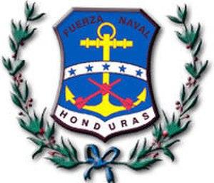 Military of Honduras - Image: Fuerza Naval de Honduras