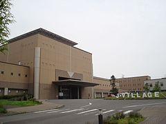 Fukushima j-village center house.jpg