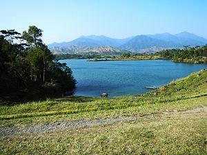 Aurora Memorial National Park - Canili Dam in Maria Aurora