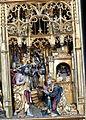 Güstrow Marienkirche - Hochaltar Passionszyklus 12 Frauen am Grab.jpg