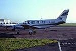 G-INMO Piper Navajo Air commuter CVT 13-10-81 (39582209802).jpg