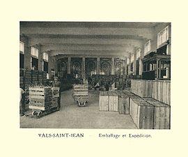 G.-L. Arlaud-recueil Vals Saint Jean-embouteillage,emballage & expédition.jpg