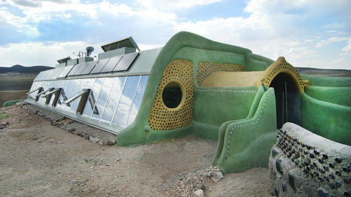 G2 Global model Earthship Taos N.M.