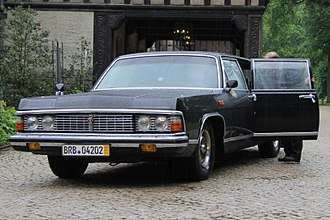 GAZ - GAZ-14, produced 1977-1988