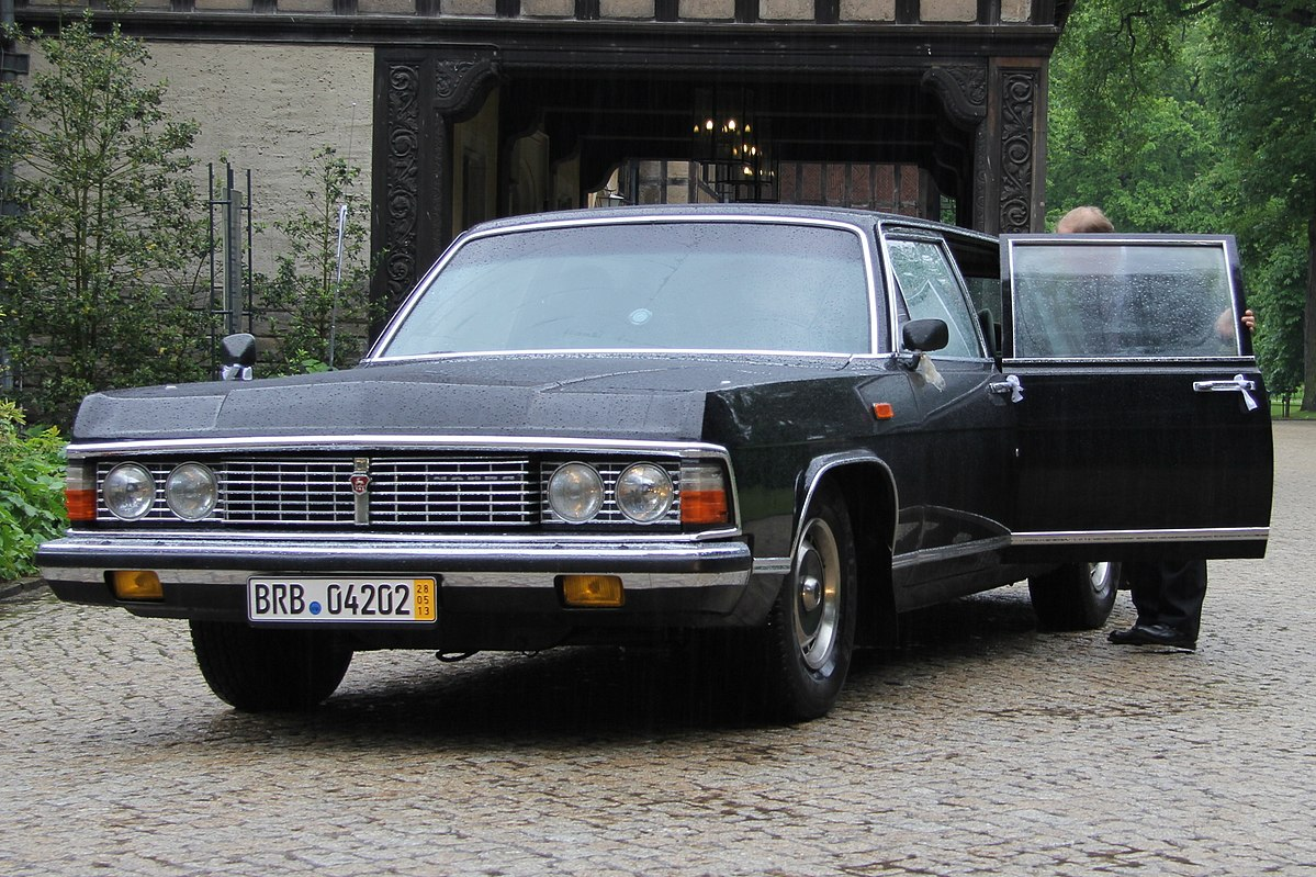 Chaika car for sale
