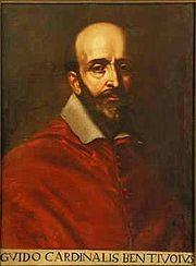 Guido Cardinal Bentivoglio.