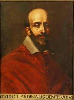 Guido Bentivoglio - Guido Cardinal Bentivoglio.