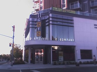 Great Canadian Theatre Company - Irving Greenberg Theatre Centre, home of GCTC since September 2007