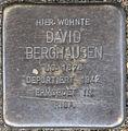 GE Stolperstein Essener Str 76 - David Berghausen .jpg